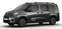 New Berlingo VP, Taille XL